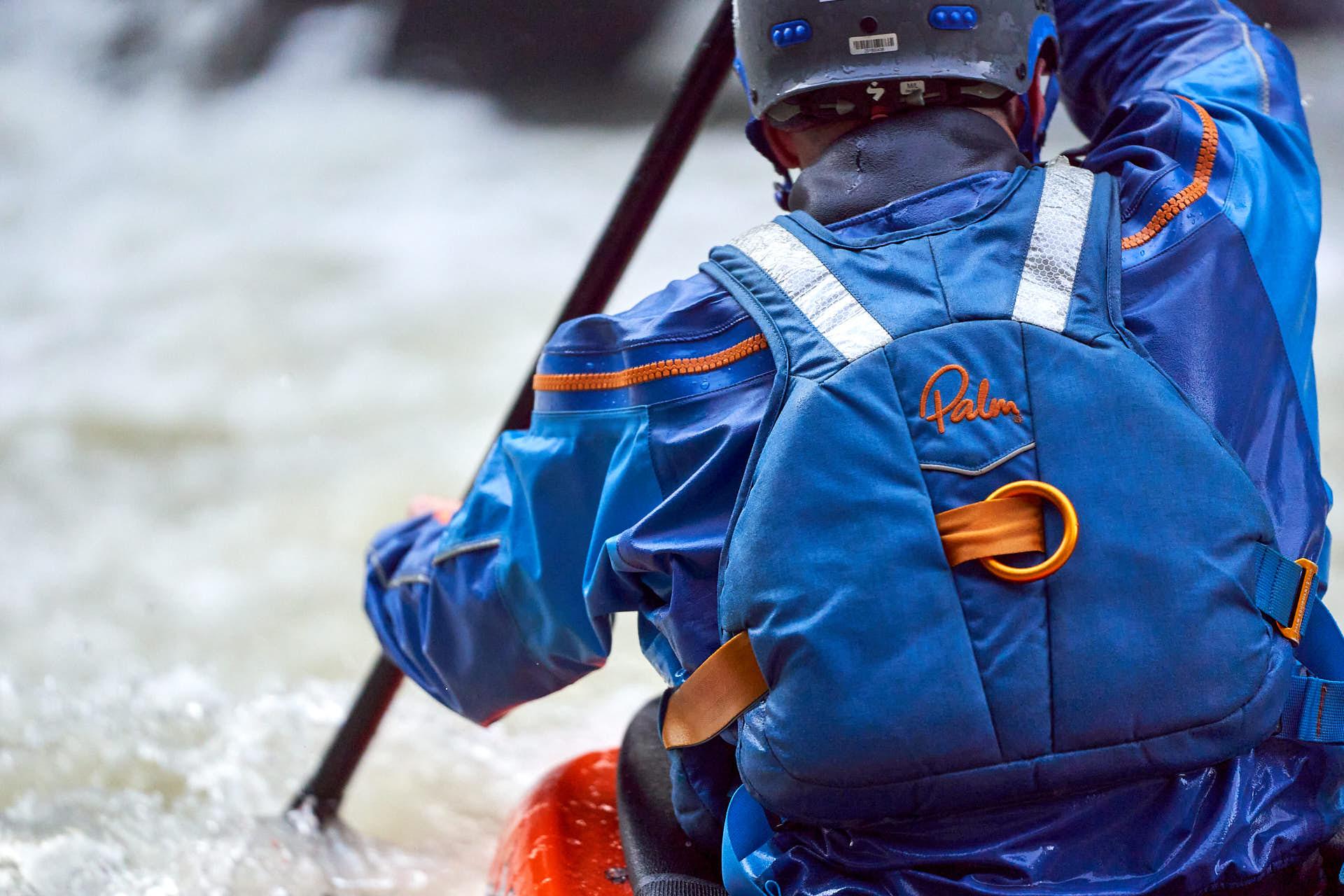 Wildwasser/Kayak Fotoshooting mit Bren Orton im Oetztal, Österreich