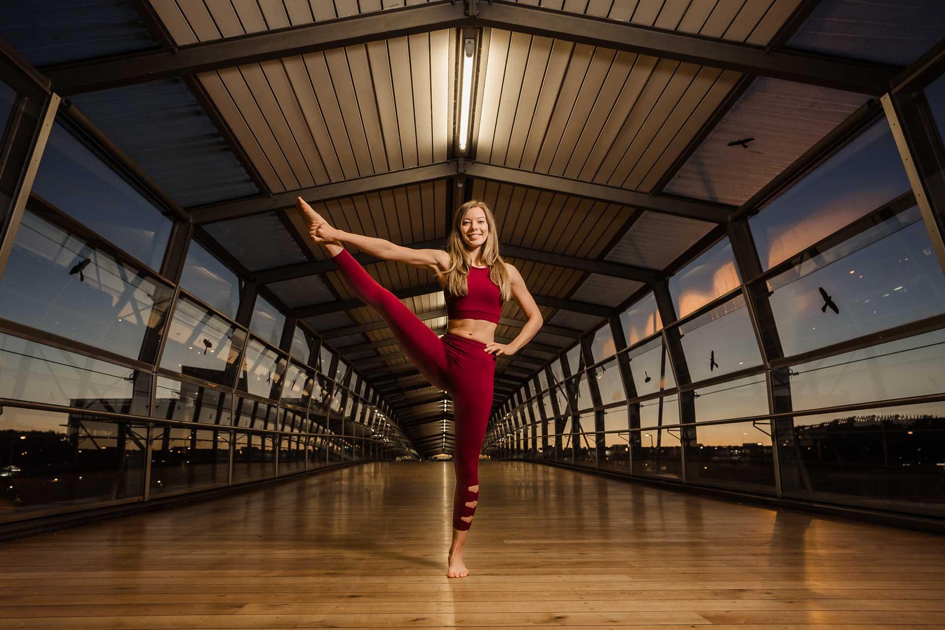 Yoga photos in Munich